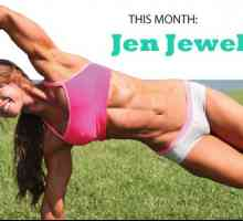 Jen Jewell high-protein kost plan